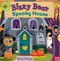 Cover image for Bizzy Bear Spooky House
